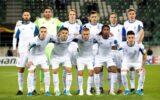 Динамо Киев сдает тесты перед матчем с Зарей